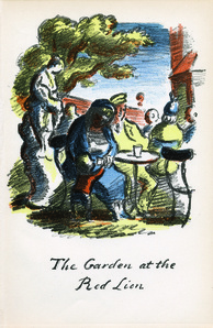 The Garden at the Red Lion (from 'The Local', 1939)