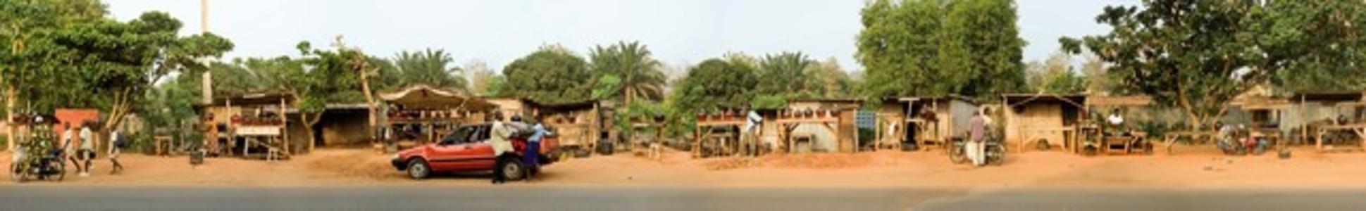 Station d'essence d'Abomey Calavi