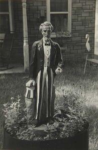 Uncle Sam Wooden Carving, Hudson, NY