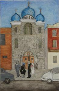 Wedding Party, St. Andrew's Orthodox Church