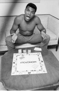 Muhammad Ali, Monopoly, Louisiville, KY
