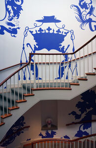 Mr. & Mrs. Paul Mellon Staircase and Galleries