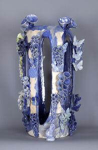 Camouflage Series: Aqua Blue
