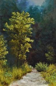 Trail side Sentinal