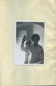 Untitled (Self-Portrait in Mirror)