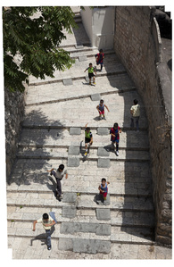 Tallit Steps Revisited, Jerusalem