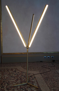 Lit Lines, Floor Light 1