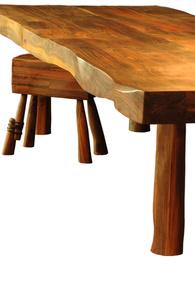 Table et tabouret
