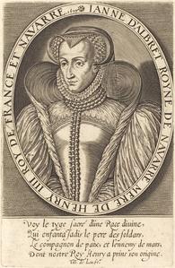 Jeanne d'Albret, Queen of Navarre