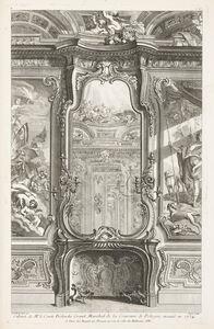 Cabinet de Mr. le Comte Bielenski Grand Marechal de la Couronne de Pologne