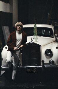Brian Jones, London, May 1966