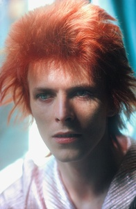 Bowie, Space Oddity Re-Release Cover