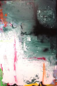 Pintura sem título (Brazilian-Type Painting:Neon)