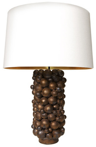 GOLDEN BALL LAMP