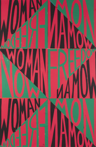 Woman Freedom Now (Political Posters)