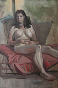 Untitled (Woman Seated)