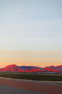 Sunrise Near Van Horn