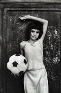The girl with the ball, Palermo