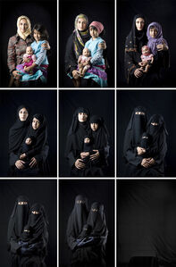 Boushra Almutawakel From the series 'Mother, Daughter and Doll