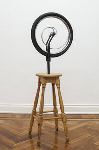 Duchamp/Costa Wheel (Assisted Ready-Made)