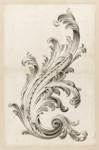 Acanthus Leaf Design