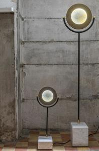 THE (NOT SO) GLORIOLE FLOOR LAMP