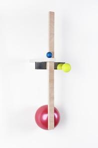 3 axes, 3 sphères