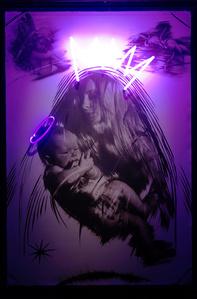 The Modern Day Madonna + Damien