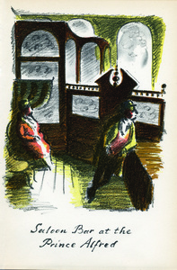 Saloon Bar at the King Alfred (from 'The Local', 1939)