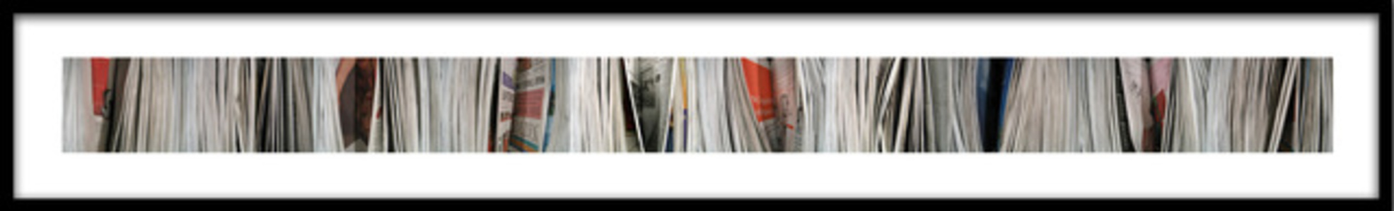 hemingway, Newspaper series