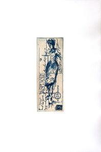 Madame Papillon (Blue)