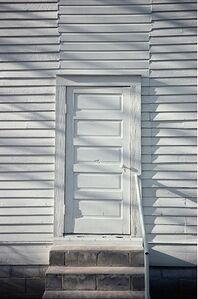 Door, Havana, Methodist Church, Alabama