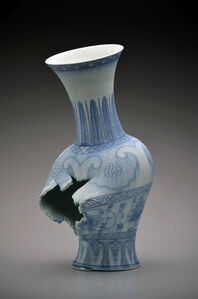 Vase with Banded Decoration