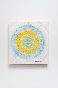 Untitled (Exile Sun drawing)