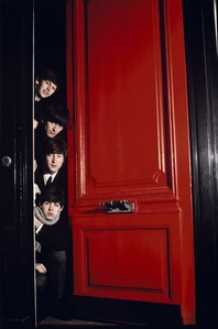 The Beatles, Red Door, London, March 1964