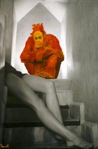 Orangutan Dreams