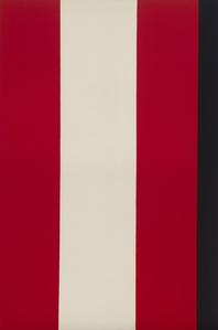 Negro, rojo y blanco