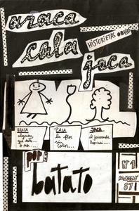 """Historietas Obvias"" n ° 1, ""Araca, Cala, Jaca"""