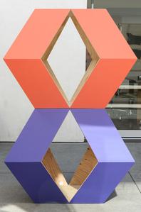 Jack Ward Sculpture (An Echo)