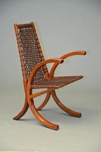 Wagon Wheel armchair