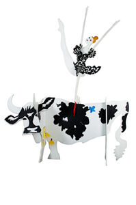 Cow And Ballerina
