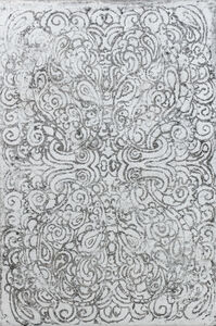 Untitled - Aluminum Leaf