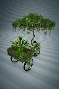 Bike Planta 3D