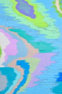 Visualizing the Light Spectrum of Aquamarine