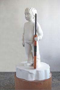Boy with Rifle