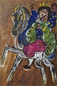 Rey a caballo