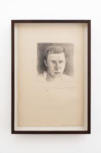 DAVID HOCKNEY SELECTED PORTRAITS, 1976-1995