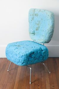 'BLUE CHAIR
