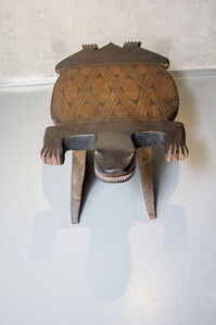 Bench Frog