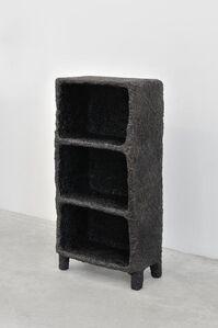 Bronze shelf